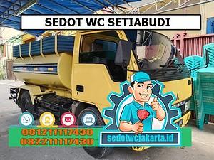 Jasa Sedot WC Setiabudi