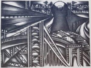 Gross-Bettelheim, Trains and Bridges 1936