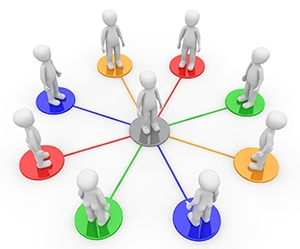 Network Mapping as a Tool for Uncovering Hidden Organizational Talent and Leadership