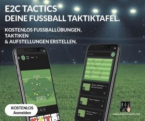 Kostenlose Fußballgrafiken erstellen - Dein Taktikboard