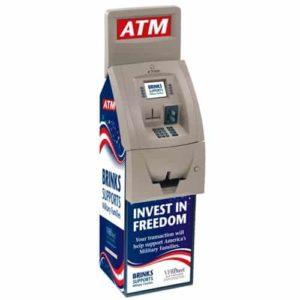 Triton 9100 Level 1 Custom SharkSkin ATM Wrap