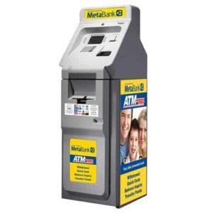 Triton 9600 Tall Cabinet Custom SharkSkin ATM Wrap