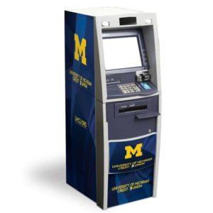Diebold Opteva 522 Custom ATM Graphic Wrap