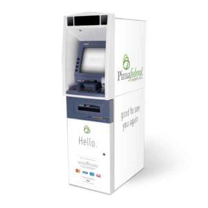 Diebold Opteva 529 Custom ATM Graphic Wrap