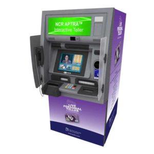 NCR APTRA Custom ATM-Kiosk Wrap