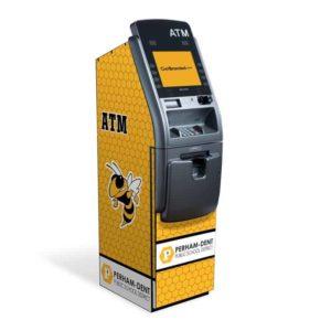 Hyosung Force Custom ATM Wrap Shark-Skin NH2800