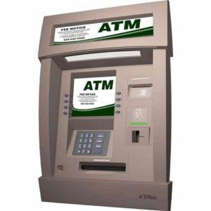 Custom ColorBrilliance Triton FT5000 High ATM Graphic Topper Insert