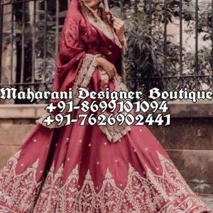 Best Bridal Lehenga Boutique In Delhi