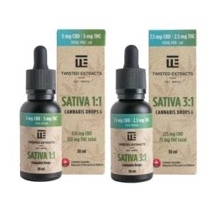 Sativa Oil Drops