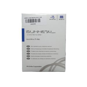 GUMMETAL Natural Arch Wire-Nudent2