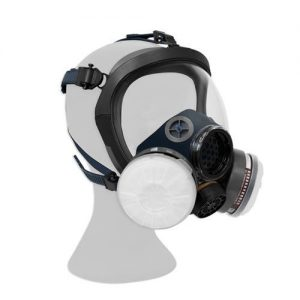 masque a gaz ozone