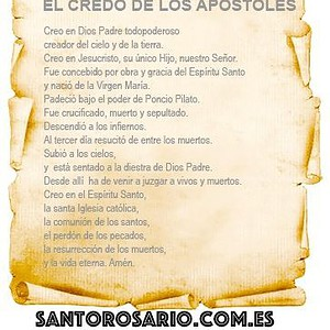 El Credo de los Apostoles