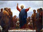 Tercer Misterio Luminoso: El anuncio del Reino de Dios