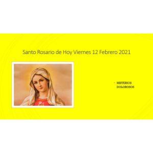 Santo-Rosario-de-hoy-Viernes-12-Febrero-2021