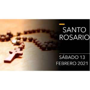 Santo-Rosario-de-hoy-sabado-13-Febrero-2021-MISTERIOS-GOZOSOS