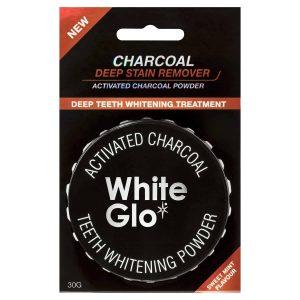 White Glo Belilni Prašek iz Oglja