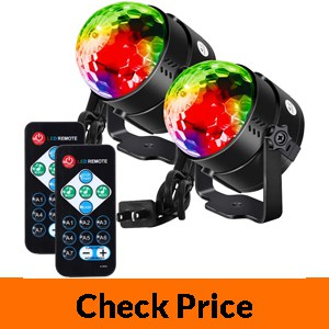 Litake Party Lights Disco Ball Best Strobe Light For Party
