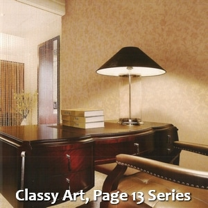 Classy Art, Page 13 Series