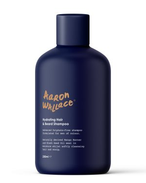 Aaron Wallace Shampoo at Prestigious Afro Beauty Store - Male Grooming