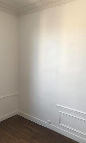rénovation de la peinture