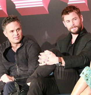 Thor Press Conference Featured