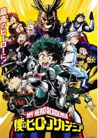 My Hero Academia มายฮีโร่ อคาเดเมีย ภาค1