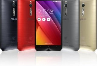 Asus'un Merakla Beklenen Telefonu ZenFone2 Türkiye'de