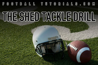SHED TACKLE DRILL