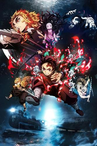 Kimetsu no Yaiba the Movie: Mugen Train ดาบพิฆาตอสูร เดอะมูฟวี่ : ศึกรถไฟสู่นิรันดร์