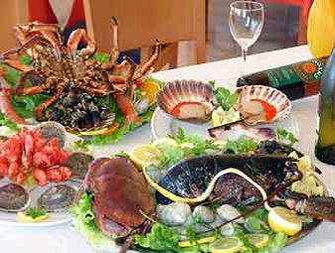 Fiesta del Marisco - seafood festival spain
