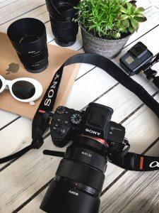 Beginner Photographer Camera
