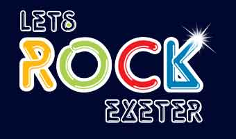 let's rock exeter