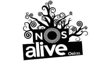 nos alive festival lisbon portugal