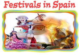 Festivals in Spain