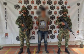 Photo of Capturado presunto extorsionista del Eln en el norte de Casanare