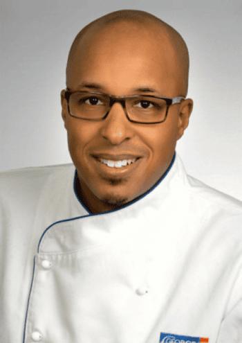 headshot of Chef Warren Ford