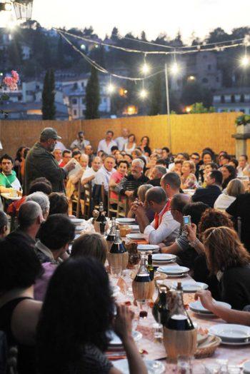Teatro-Cena Tovaglia a Quadri - il Poggiolino, Anghiari
