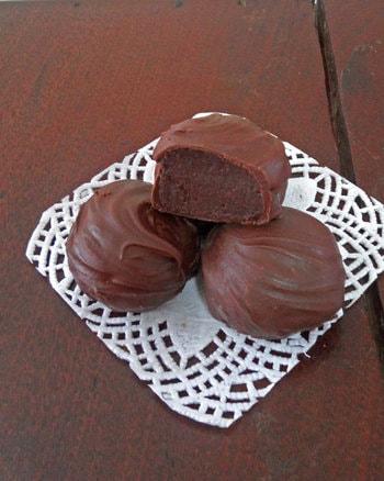 Banana Chcocolate Truffle