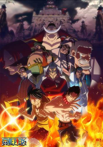 One Piece วันพีซ ภาค14 สงคราม มารีนฟอร์ด