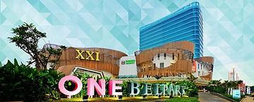 one bel park, mall jakarta, oneb, one belpark mall,