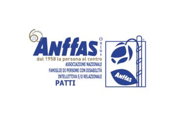 Anffas Onlus Patti Logo
