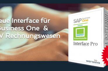 SAP Business One Datev Interface