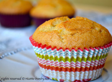 Muffin alla zucca Bimby