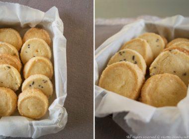 Biscotti sablè Bimby