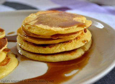 Pancake senza glutine Bimby