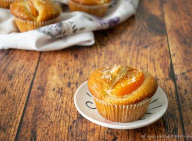 Muffin albicocche e cocco Bimby