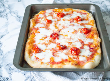 Impasto pizza Bonci Bimby