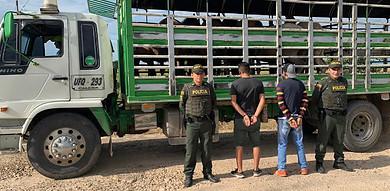 Photo of Capturados dos hombres que al parecer robaban caballos en Trinidad