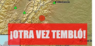 Photo of Fuerte temblor volvió a sacudir Casanare y otras partes del país