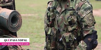 Photo of Soldado se suicidó en base militar de Yopal